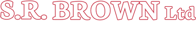 SR Brown Ltd Logo